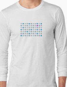 Circles3 Long Sleeve T-Shirt