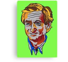 In Memoriam of Robin Williams Canvas Print