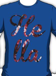 Hella Flower T-Shirt