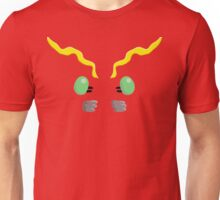 Digimon Tentomon No Outline Unisex T-Shirt