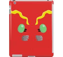 Digimon Tentomon No Outline iPad Case/Skin