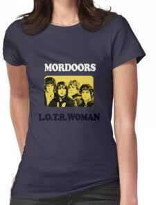 Mordoors  Womens Fitted T-Shirt