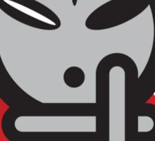 Monoprotic - Ultraman Sticker