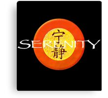 Serenity Firefly Canvas Print