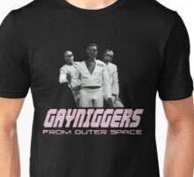 Gayniggers From Outer Space Unisex T-Shirt