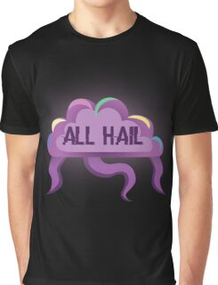 ALL HAIL the GLOW CLOUD Graphic T-Shirt