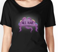 ALL HAIL the GLOW CLOUD Women's Relaxed Fit T-Shirt
