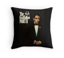 The Godfather II - Cover Throw Pillow