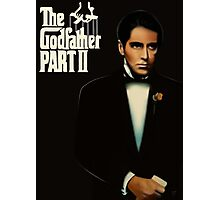 The Godfather II - Cover Photographic Print