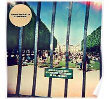 Tame Impala Lonerism Album Cover Poster