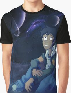 Gazing Graphic T-Shirt