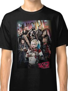 Harley Quinn & Suicide Squad  Classic T-Shirt
