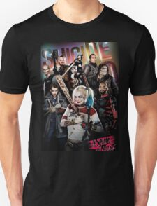 Harley Quinn & Suicide Squad  Unisex T-Shirt