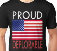Proud Member of the Basket of Deplorable copy.PNG Unisex T-Shirt