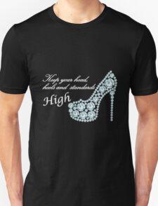 Diamond Shoe Tshirt Unisex T-Shirt