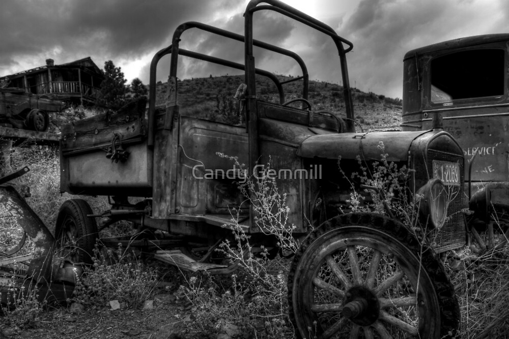 Trip Back In Time by Candy Gemmill