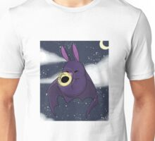 Bat and Lightning Bug Unisex T-Shirt