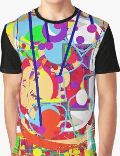 Colorful decorative art Graphic T-Shirt