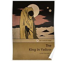 The King in Yellow Poster