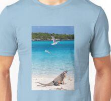 soakin' dem rays Unisex T-Shirt