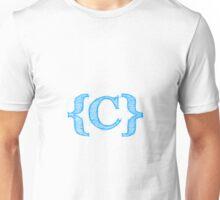 C Programming Logo Unisex T-Shirt