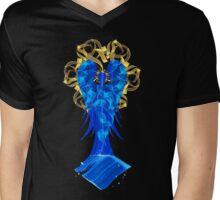 Blue Angel, Mikael Mens V-Neck T-Shirt