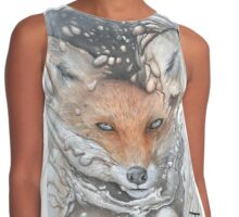 Ruths Fox Contrast Tank