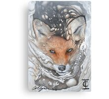 Ruths Fox Canvas Print