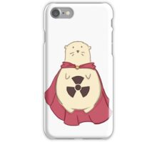 ATOMIC HAMSTER!  iPhone Case/Skin