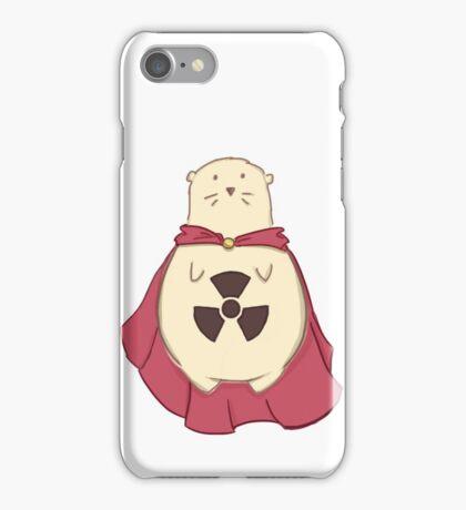 ATOMIC HAMSTER!  iPhone Case/Skin