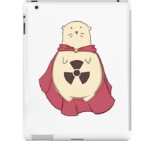 ATOMIC HAMSTER!  iPad Case/Skin