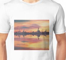 Dublin Bay Sunset Unisex T-Shirt