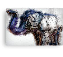 Skywalker Canvas Print
