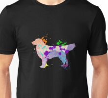 German Shepherd Puppy Cool Dog Gift Shirt For Kids & Adults Unisex T-Shirt