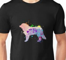 Colorful Adult & Kids Bernese Mountain Dog Cool Shirt Gift Unisex T-Shirt