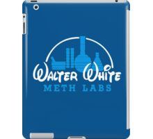 Walter White meth labs art iPad Case/Skin