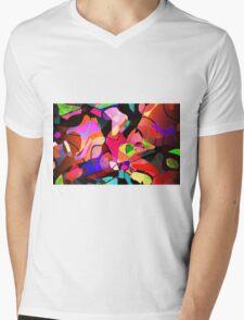 OCT 78 Mens V-Neck T-Shirt