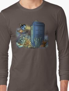 Finding Phonebooth Long Sleeve T-Shirt