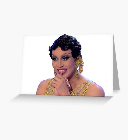 Phi Phi 2 in 1 Greeting Card