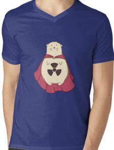 ATOMIC HAMSTER!  Mens V-Neck T-Shirt