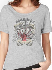 Dark Seas. Women's Relaxed Fit T-Shirt