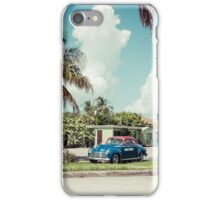 Vintage Motel iPhone Case/Skin