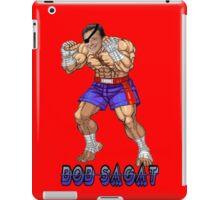 Bob Sagat iPad Case/Skin