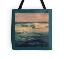 Baha Wave Tote Bag