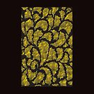 A Rich Black & Gold design  ( 1347 Views) by aldona