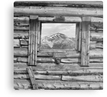 Picture Window 2 Metal Print