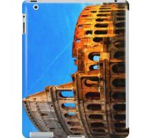 Roma Colosseum Antiqua - Italy iPad Case/Skin
