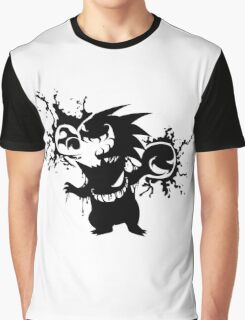 Gastly Evolution  Graphic T-Shirt