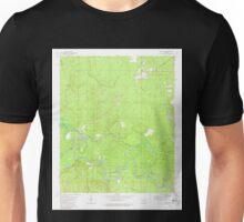 USGS TOPO Map Arkansas AR Moro Bay 259129 1981 24000 Unisex T-Shirt