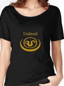 Stargate SG-1 quote design Tealc Women's Relaxed Fit T-Shirt